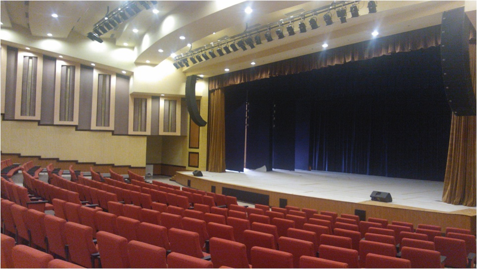 Municipal Corporation Delhi - Auditorium
